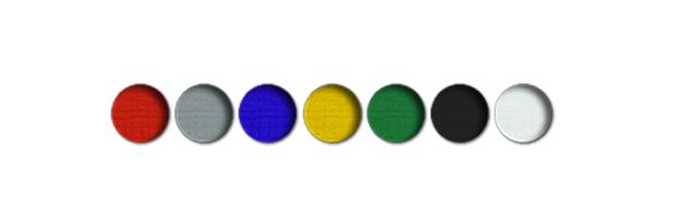 acheter classeur personnalise pvc large couleurs disponibles